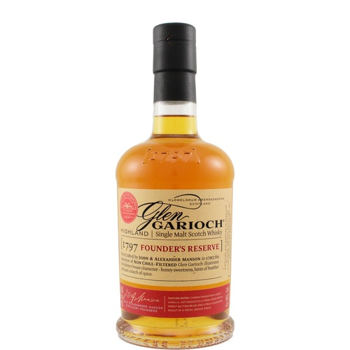 Glen Garioch Founders Resere Single Malt Whisky 700ml