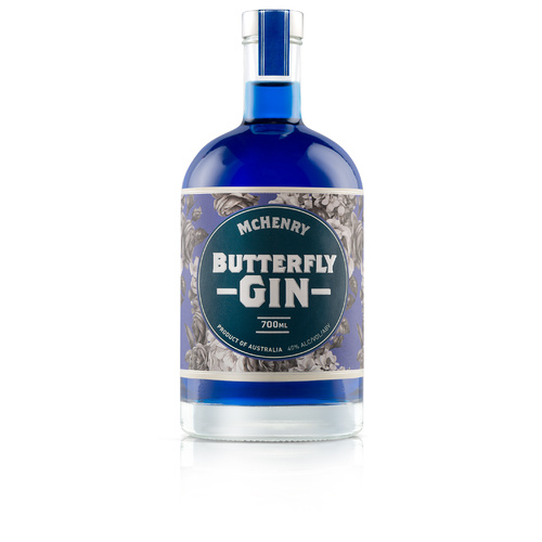 McHenry Butterfly Gin 700ml