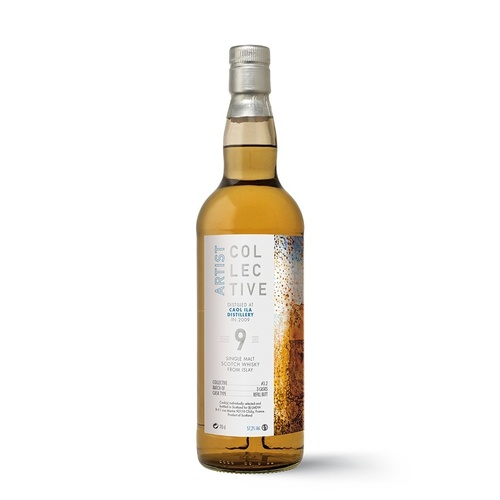 Caol Ila 9 Years Old 2009 Artist Collective 3 LMDW 700ml