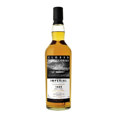 Imperial 17yo 1995 Single Malt Scotch Whisky 700ml