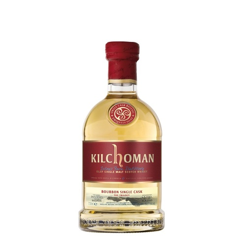 Kilchoman Trilogy Bourbon Cask 2010 Single Malt Scotch Whisky 700ml