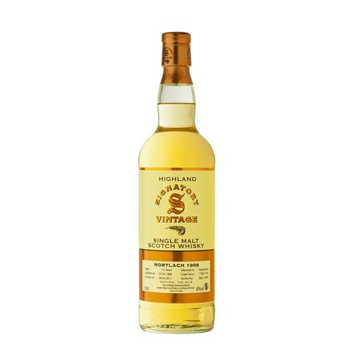 Mortlach 13yo 2002 Single Malt Scotch Whisky 50ml
