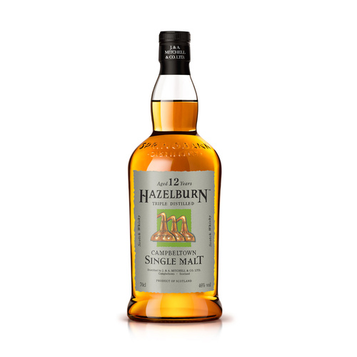Hazelburn 12yo Campbeltown Single Malt Whisky 50ml