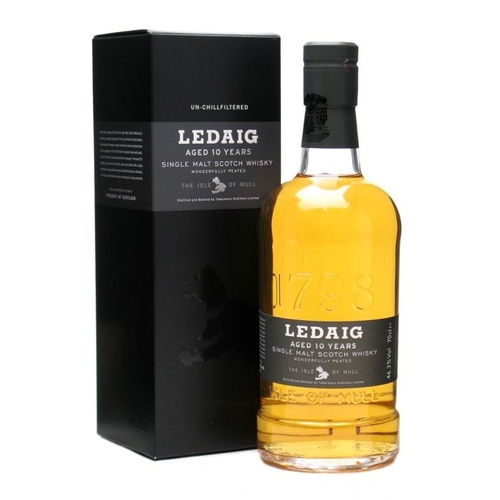 Ledaig 10yo Single Malt Scotch Whisky 50ml Sample