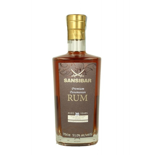 Panama Rum 20yo 1996 30ml Sample (Sansibar)