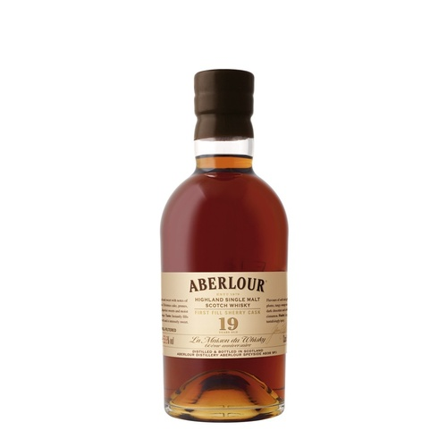Aberlour 19yo First Fill Sherry Single Malt Scotch Whisky 30ml Sample