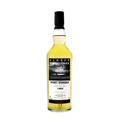 Port Dundas 25yo 1988 Single Grain Scotch Whisky 30ml