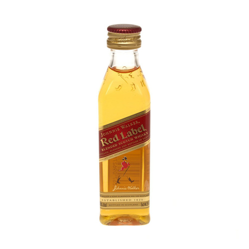 Johnnie Walker Red Miniature 50ml
