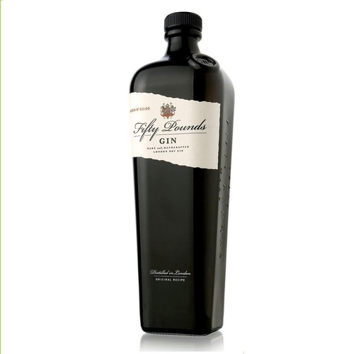 Fifty Pounds Dry Gin 700ml
