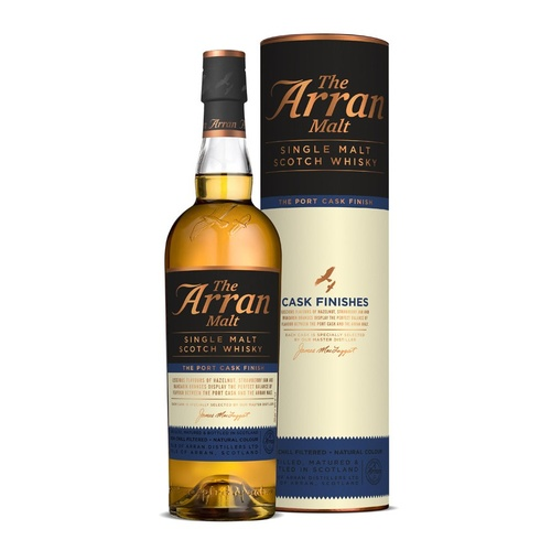 Arran Port Cask Single Malt Whisky 700ml