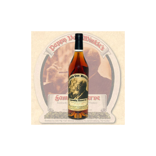 Pappy Van Winkle Family's Reserve 15 Year Old American Bourbon Whiskey