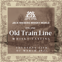Jack Wiebers Old Train Line Whisky Tasting - Virtual Only