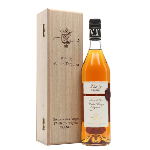 Vallein Tercinier Lot 89 Fins Bois Cognac 700ml